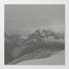 Alpine I Canvas Print