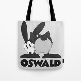 Oswald the Lucky Rabbit: The End Tote Bag