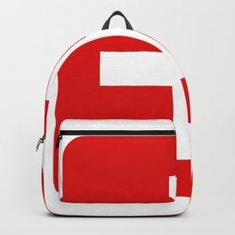 Swiss flag Backpack