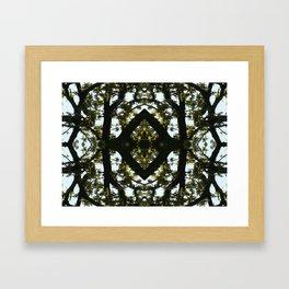 GemTree Framed Art Print