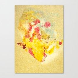creativebody Canvas Print