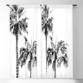 PALM LIGHT Blackout Curtain