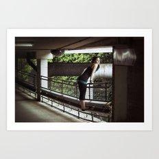 Urban 101 Art Print