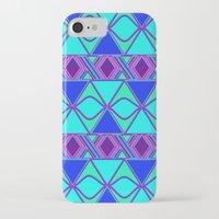 aquarius iPhone & iPod Cases featuring Aquarius  by JuliHami