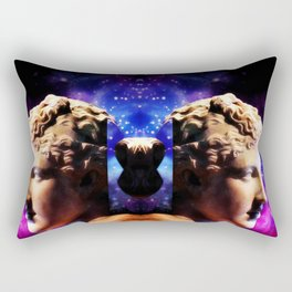Two Aphrodite Rectangular Pillow