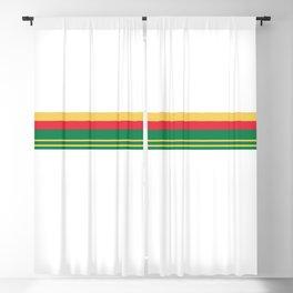Retro #3 Blackout Curtain
