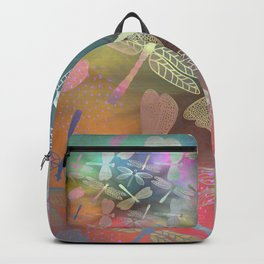 Dragonfly Dance Backpack