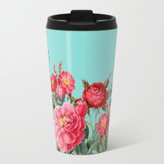 Fab Floral Travel Mug