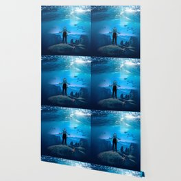 20,000 Leagues Under the Sea (SQUARE) Wallpaper