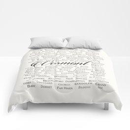 Vermont Comforters