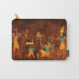 Ancient Egyptian Gods Carry-All Pouch