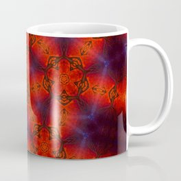 Roots Mandala Coffee Mug