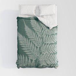 Naturalist Fern Comforters