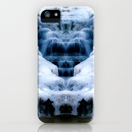Polar Passage to Inner Earth iPhone Case