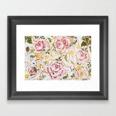 Tiling with pattern 7 Framed Art Print