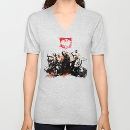 Polish Power Unisex V-Neck