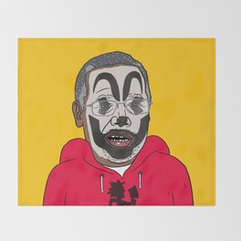 Carson, Juggalo Throw Blanket