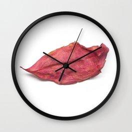 The Autumn leaf 2 Wall Clock
