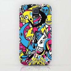 4 Seasons Doodle Slim Case Galaxy S5
