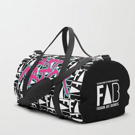 I'm A Art Major Duffle Duffle Bag