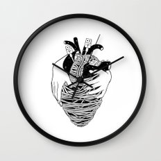 Charge Me Up Wall Clock