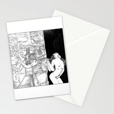 asc 580 - Le passage (Let me take you to the other side) Stationery Cards
