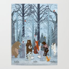 little nature symphony Poster