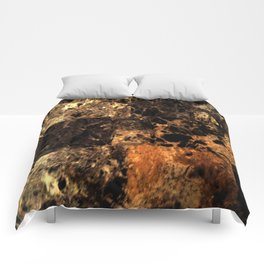 Light Marble Texture  Comforters