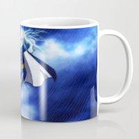 xmen Mugs featuring Storm  by DaniSantos