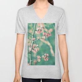 Softly Spring Love Unisex V-Neck