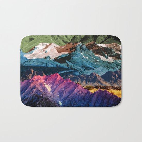 Dream Nature MOUNTAINS Bath Mat