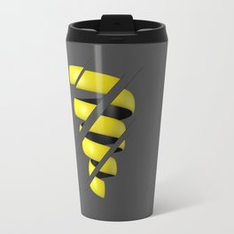 Sliced Spiral Travel Mug