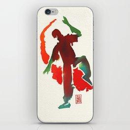 Capoeira 354 iPhone Skin