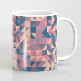 Triangles III Coffee Mug