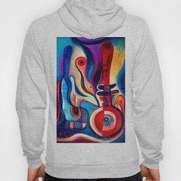 abstract #223 Hoody
