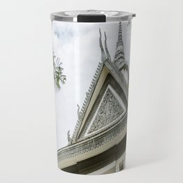 Killing Fields Stupa, Cambodia Travel Mug