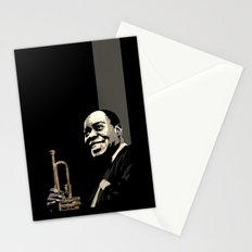 Louis Armstrong Stationery Cards