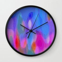 Digital Escape Wall Clock