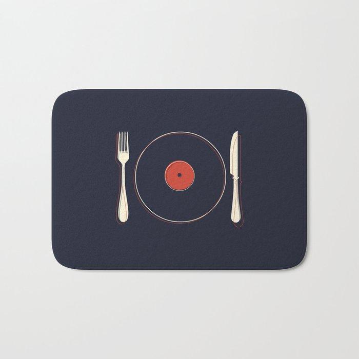 Vinyl Food Bath Mat