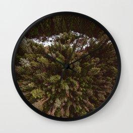 Kokanee Creek Wall Clock