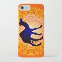 camel iPhone & iPod Cases featuring Camel by Katherine Marshall