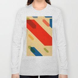 Cubes Cube N.2 Long Sleeve T-shirt