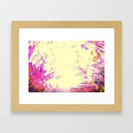 Re-Bornation Framed Art Print