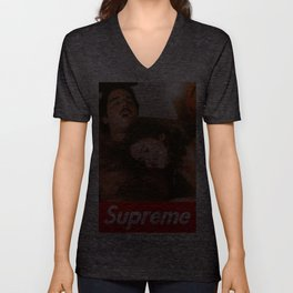 Supreme Ron Jeremy Blood Money Unisex V-Neck