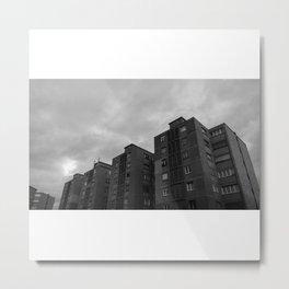 Las casas de todos Metal Print