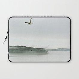 rain coast Laptop Sleeve