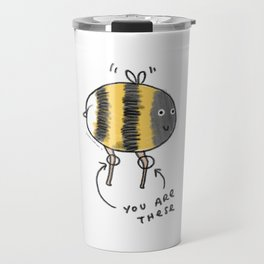 Bee's Knees Travel Mug