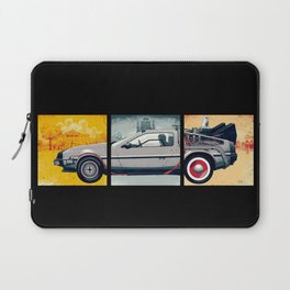 DeLorean DMC-12 - Cinema Classics Laptop Sleeve