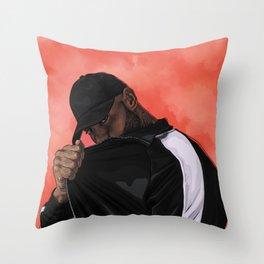 Booba Throw Pillow