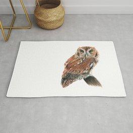 Screech Owl Rug